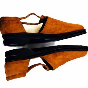 🍃AJ Valenci | Slip on Suede Leather Shoes